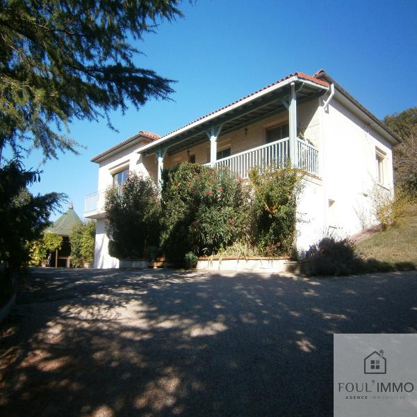 Offres de vente Maison Saint-Amans 47240