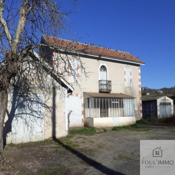 Offres de vente Maison Auradou 47140