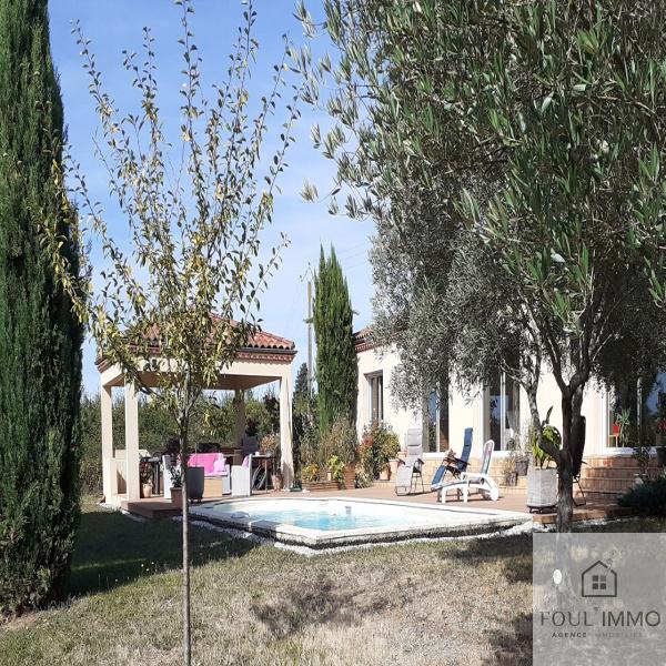 Offres de vente Villa Madaillan 47360