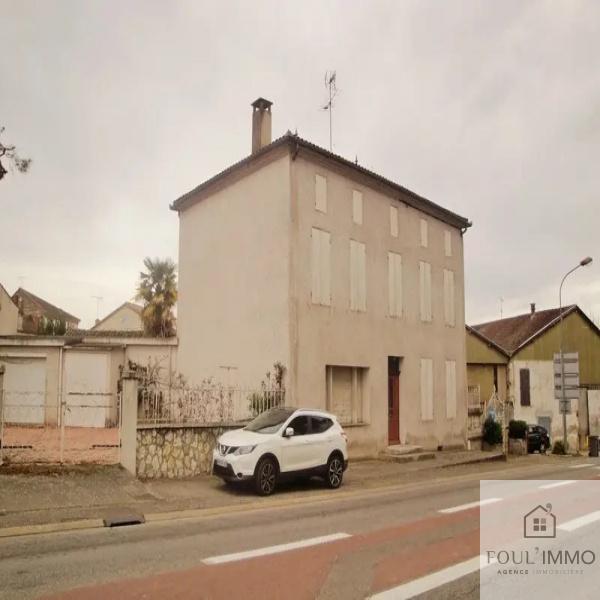 Offres de vente Maison Layrac 47390