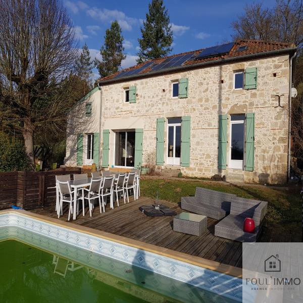 Offres de vente Maison Saint-Hilaire-de-Lusignan 47450