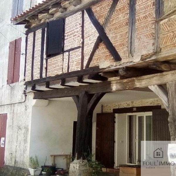 Offres de vente Maison de village serignac sur garonne 47310