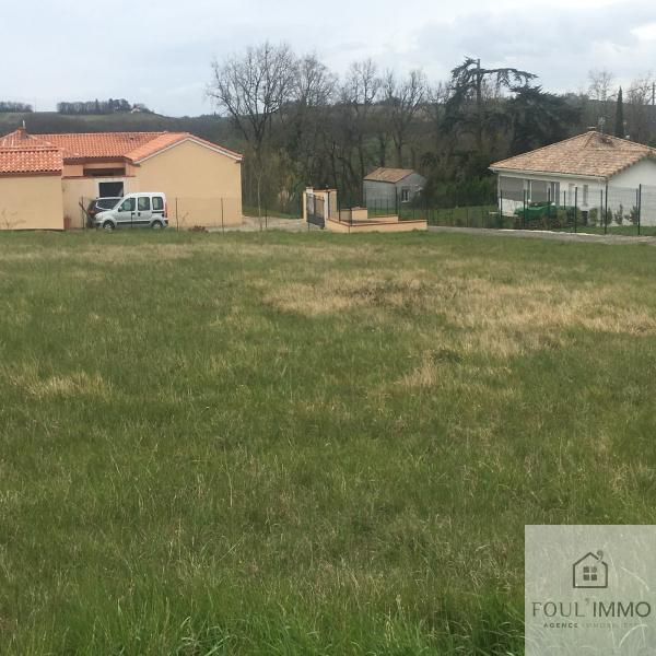 Offres de vente Terrain Saint-Hilaire-de-Lusignan 47450